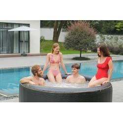 MSpa Premium Exotic P-EX049069 Spa Gonflable pour 4 ou 6 personnes